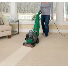 Home carpet cleaning